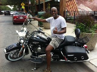 Motorcycling Pleasure